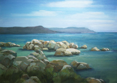False Bay #2